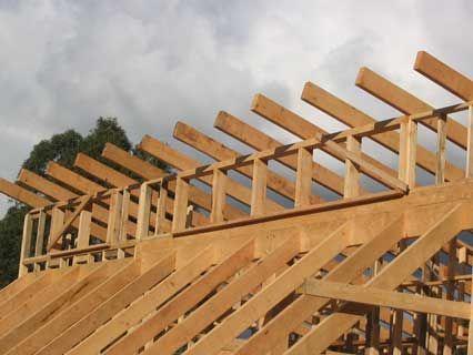 Clerestory window frames garage and workshop pinterest for Clerestory roof truss design