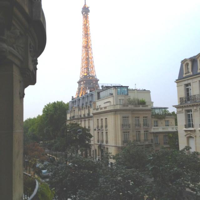 Parigi dalla finestra...