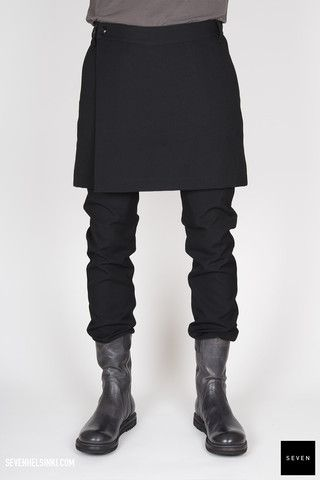 Rick Owens SWINGER MEMPHIS - black 631 € | Seven Shop