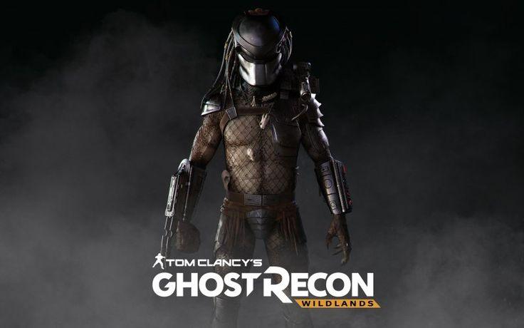 Predator, Tom Clancy's Ghost Recon: Wildlands, 4k