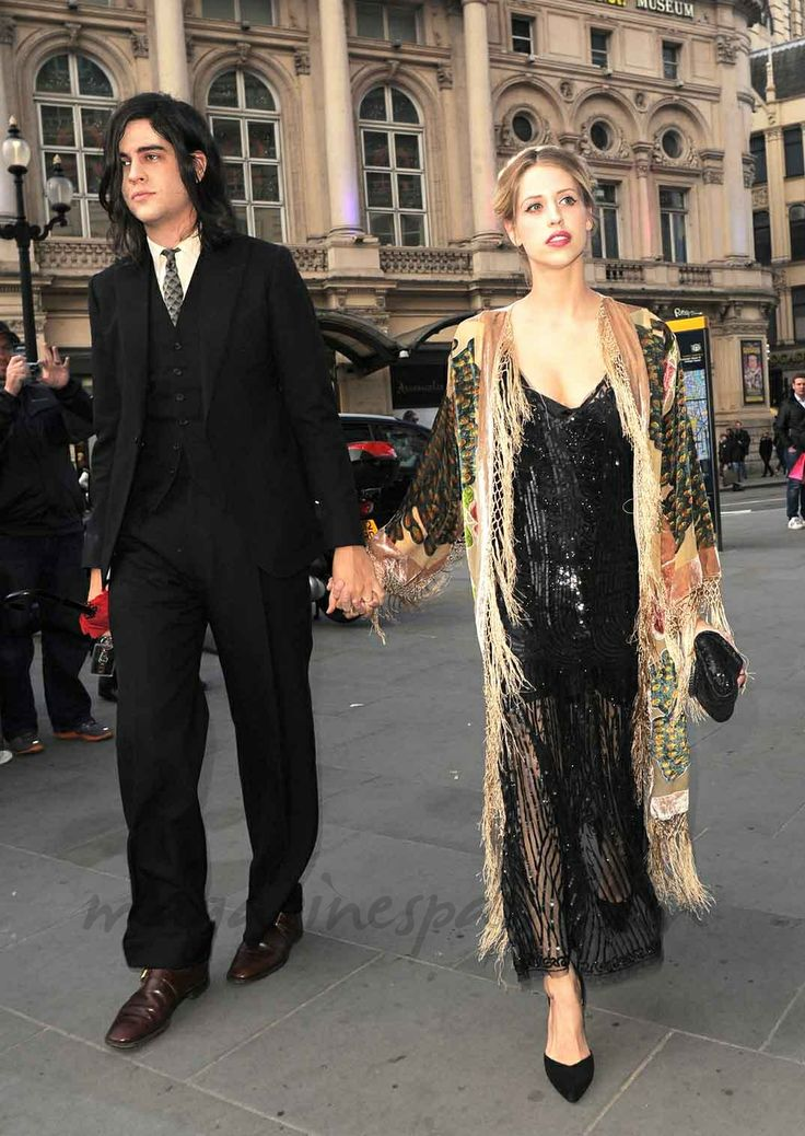 RIP PEACHES GELDOF, your style will live on