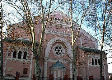 Nyiregyhaza synagogue
