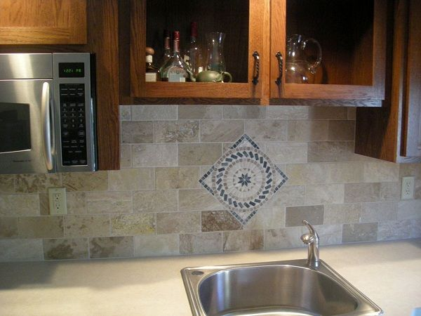 Brick Kitchen Backsplash | Brick Kitchen Backsplash Can Enhance Elegant  Traditional Kitchen Mix .