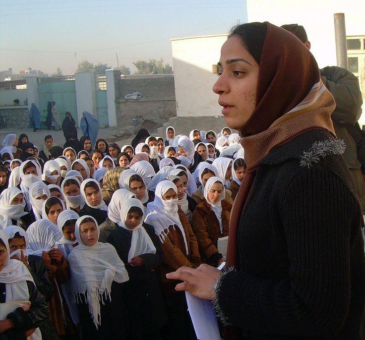 A Girls School in Afghanistan