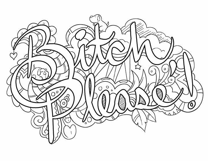 Swear Word Coloring Books List Tips