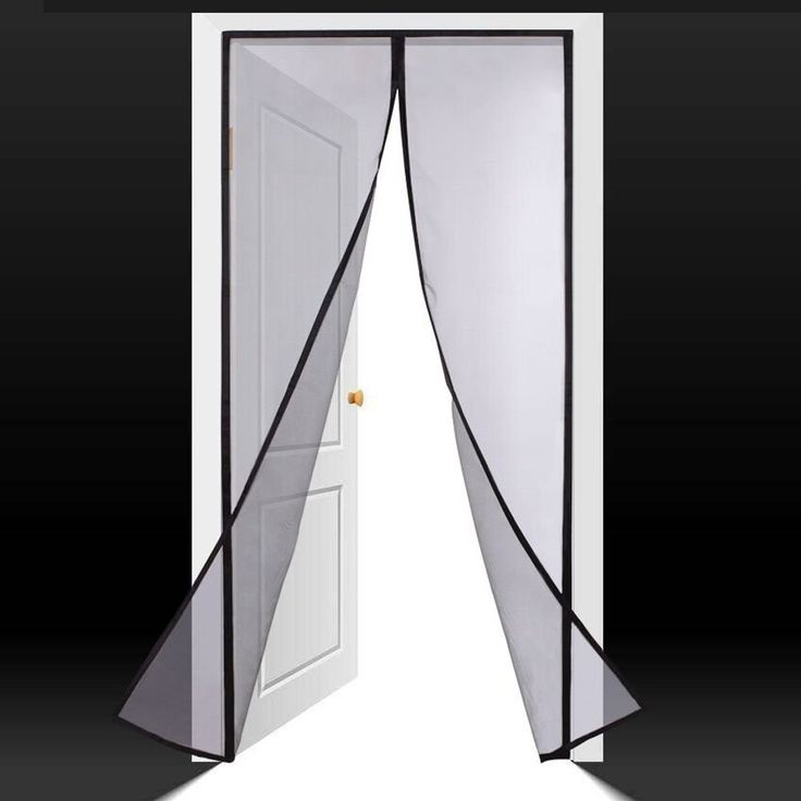 Best 25 magnetic screen door ideas on pinterest dog for Magnetic mesh screen for french doors
