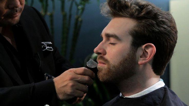 shaving beard clippers