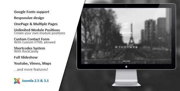 portfolio or personal website