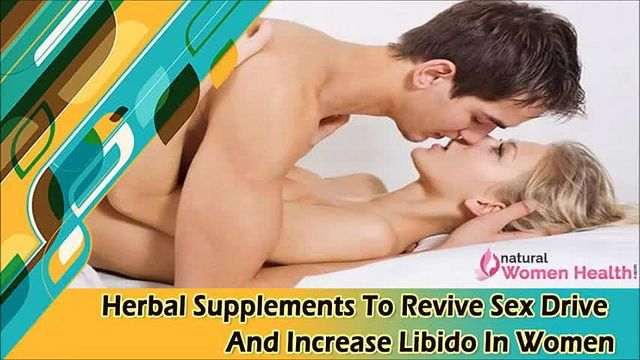 You can find more herbal supplements to revive sex drive at http://www.naturalwomenhealth.com/herbal-treatment-for-low-libido-in-women.htm