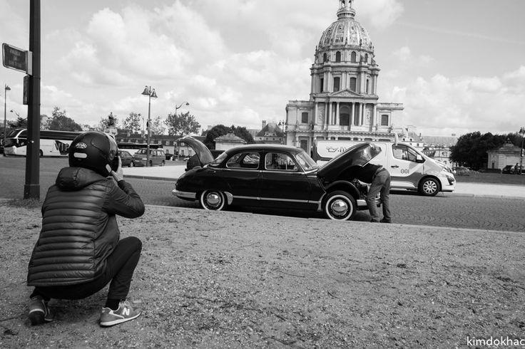 https://flic.kr/p/SFT1Q5 | vintage car | Paris 2017