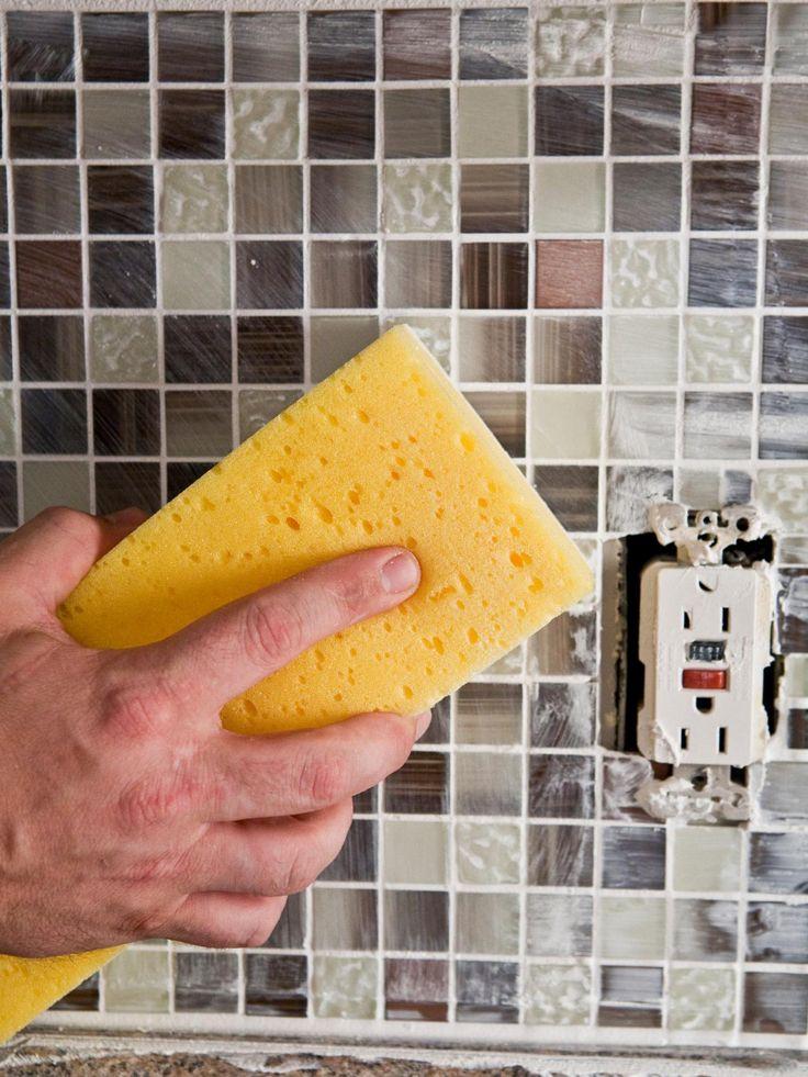 How to install peelandstick backsplash tile kitchen