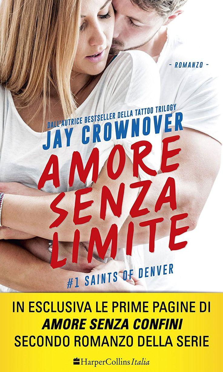Ciao ragazzi  La nostra Lane ha letto e recensito per voi il libro Amore senza limite di Jay Crownover edito dalla Harpecollins  Se volete s...