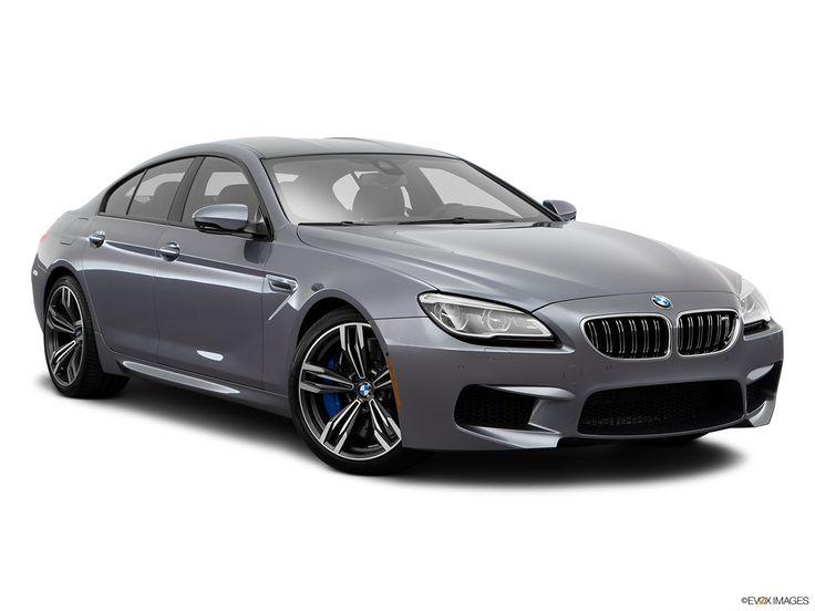 2016 BMW M6 4 Door Gran Coupe