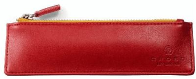 Cross Pen Pouch with TrackR Crimson