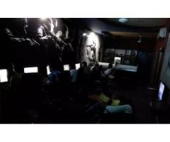 Gaming Zone profitable running setup for sale in good amount
