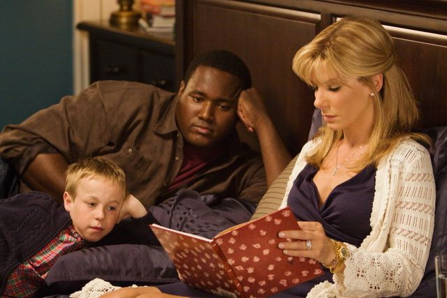 The Blindside - Quinton Aaron, Jae Head, Sandra Bullock