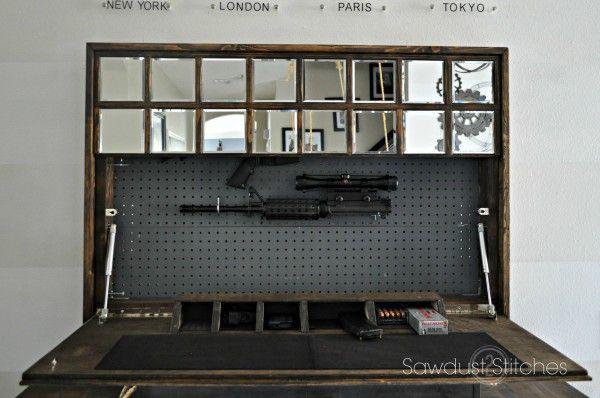 13 best Gun safes images on Pinterest   Secret storage, Gun safes ...