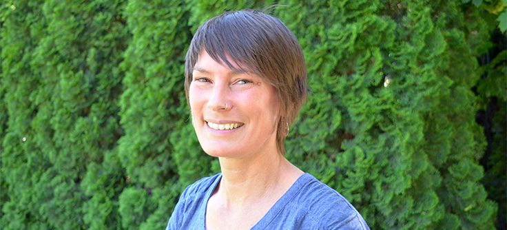 Michele Johnson came to UBC's Okanagan campus in 2008 planning to study ethno-botany and its relationship to Syilx culture and narrative. While taking a course on the Nsyilxcn language, she discovered it was critically endangered with only 50 fluent speakers remaining.