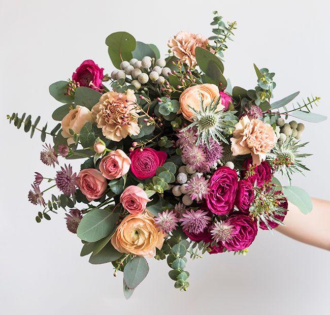 Bouquet porté