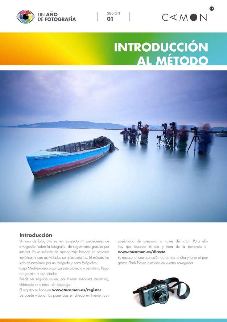 Un año de fotografia de Jose Benito Ruiz  Los Pdfs agrupaddos del curso de…