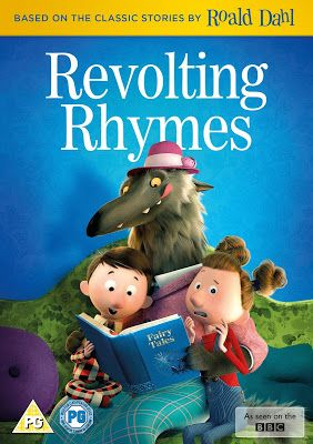 The Brick Castle: Roald Dahl's Revolting Rhymes DVD Review and Giveaway (2 winners)...