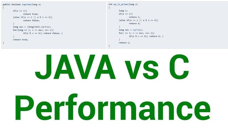 What is the difference between C++ and java Programming languages