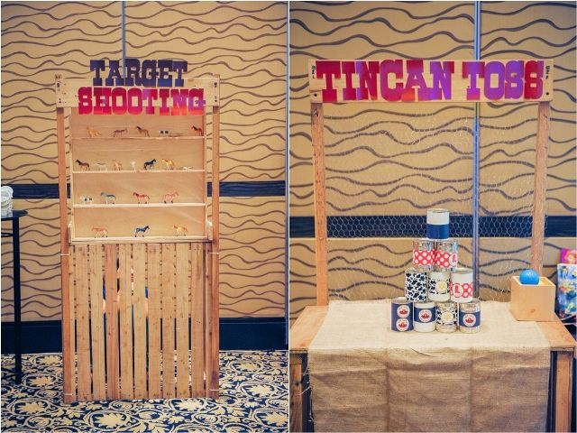 Ashton's Cowboy Themed Party – Activity / Game Booths