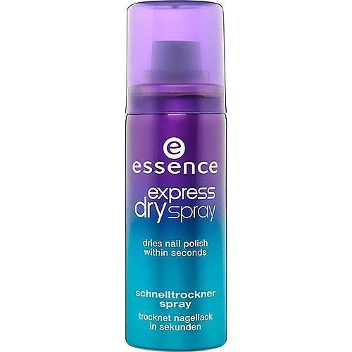 essence b-to-b \ Ногти \ 41241 Экспресс спрей-сушка лака для ногтей express dry spray