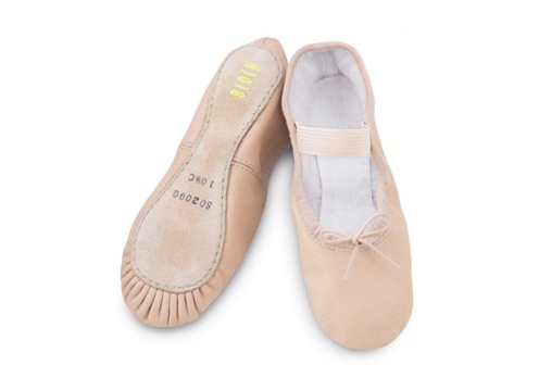 Babys Soft Wrap Leather Shoe