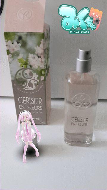Akdemir's Home: Yves Rocher Kiraz Çiçeği Parfümü - Cherry Bloom ED...