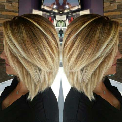 20+ Inverted Bob Haircuts | Laddiez