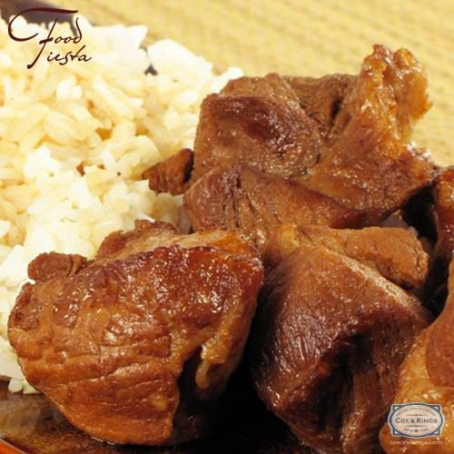 Adobo is more of a technique than a singular dish of Filipino origin.