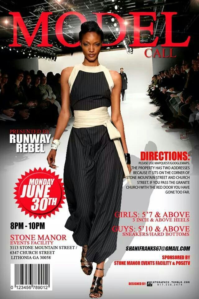 Oved this fashion show! Amazing people to work with all around.