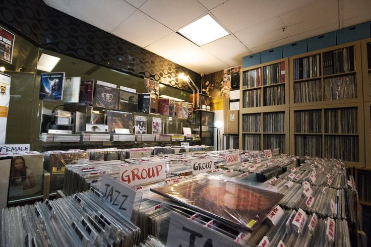 While marketing is often viewed as a means to get new things off the ground quicker, it does prove to be effective in bringing some old things back into fashion again. #Vinyls #Singapore
