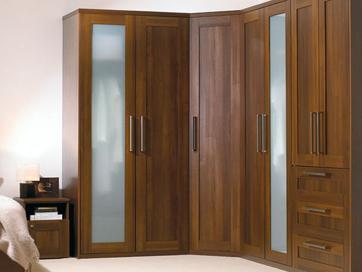 sleek bedroom furniture. here you have a true example of traditional and sleek fitted wardrobe furniture in dark walnut shaker style this is the perfect solution for storage bedroom h
