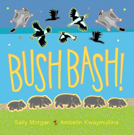 Bush Bash! | The Little Big Book Club has links to Teaching notes from the publisher, as well as Activity Time and Learning time PDFs.