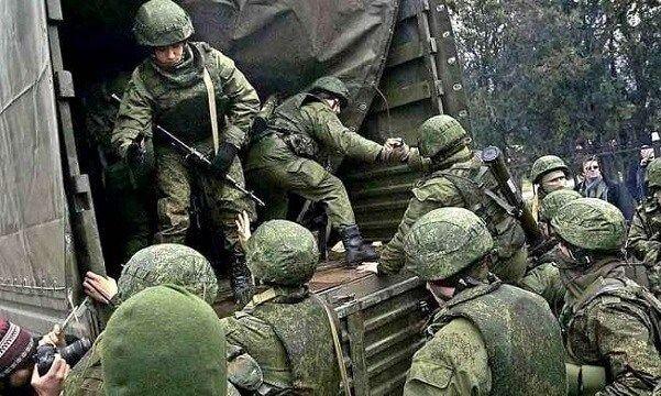 Разведка: Россия проводит масштабные военные тренировки на Донбассе | Новости Украины, мира, АТО