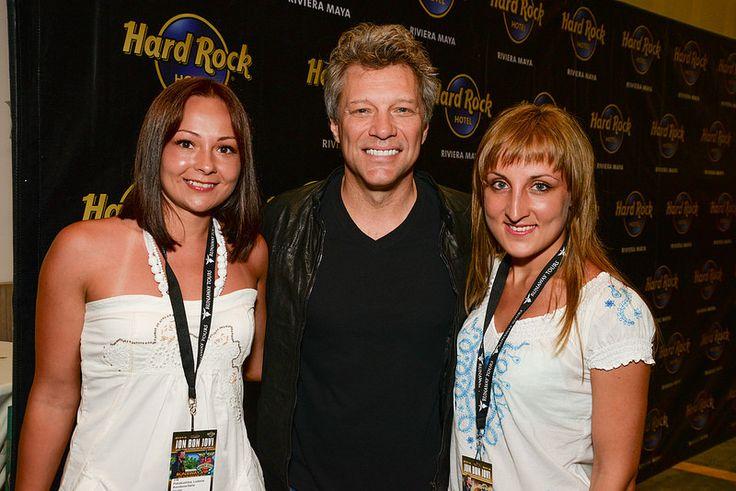 Май-2014, Мексика, Берег Майя (Ривьера-Майя), фан-трип с Runaway Tours, Backstage with Jon Bon Jovi