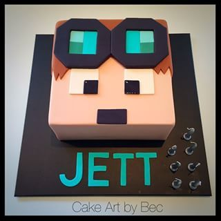 Cake Art By Bec : 17 Best images about cakes for boys on Pinterest Train ...