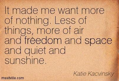 via   creating a quiet mind