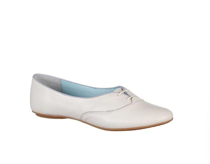 Pantofi fara toc de dama - Pantofi Marca Bonneville.