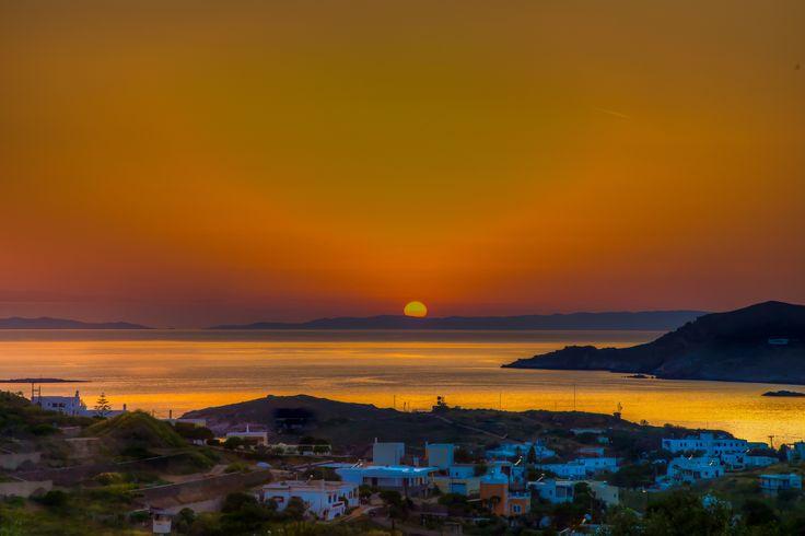 Orange Twilight by Eleni Mac Synodinos on 500px