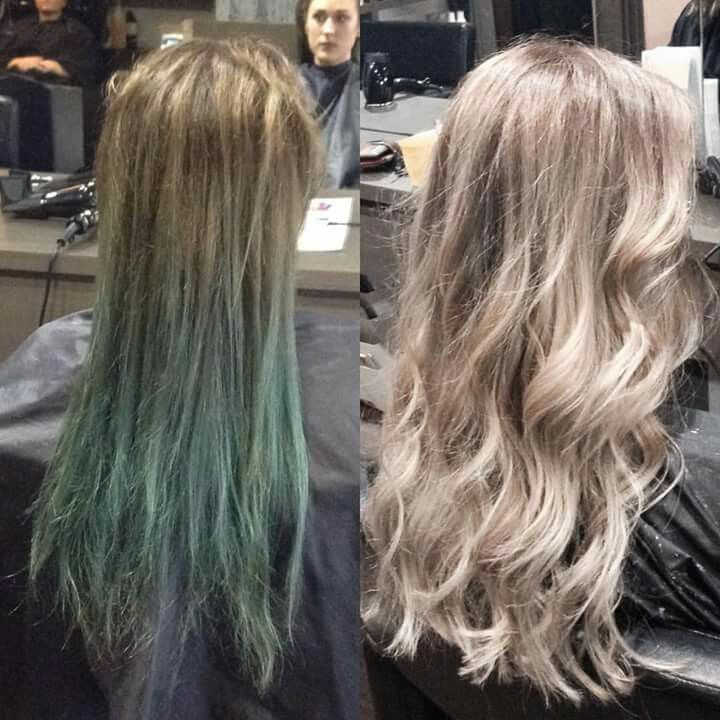 Another colour correction by myself at Whiteivy studio