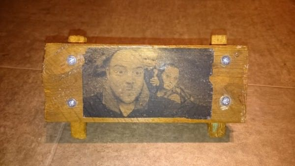 Grave Plaque DIY Pallet Ideas