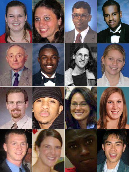 virginia tech shooting victims photos | Virginia Tech massacre: Victims | Metro News