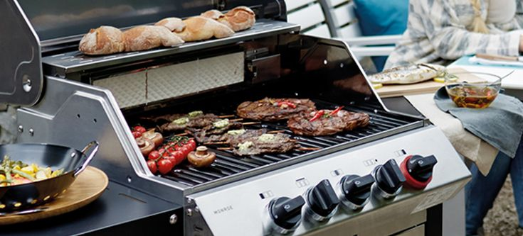 Enders Gasgrill Monroe 3 SIK Turbo | grill-profi-shop.de