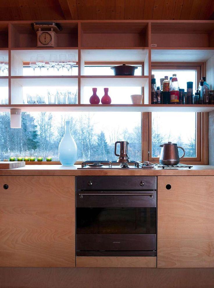 VARM MINIMALISME: Enkel og funksjonell innredning, uten noe ekstra dill og med en nostalgisk undertone som sender tankene tilbake til 50 og 60-tallet. I motsetning til 2000-tallets minimalisme er den organiske stilen varm og lun på grunn av materialebruken.