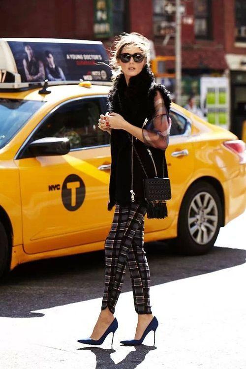 Olivia Palermo - NYC fashion