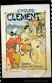 Clement Bicycles, c. 1906 - Japan