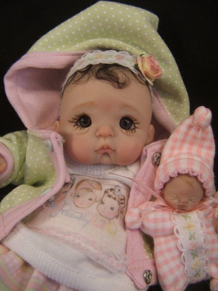 #Cute Doll.